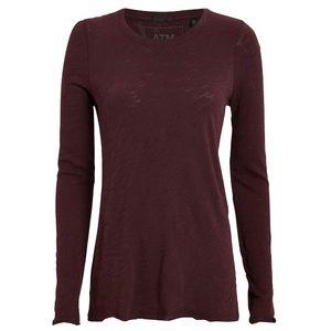 New! ATM Slubbed Cotton-Jersey T-Shirt